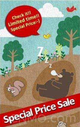 zzz……冬眠的小动物们,可爱又有趣
