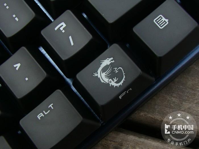 电竞利器 RGB键鼠套装 微星GK50机械键盘+GM20鼠标第28张图_手机中国论坛